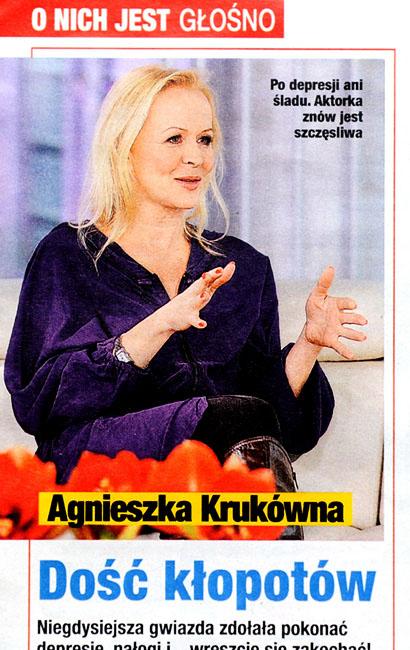 TWOJE IMPERIUM nr 50/2013 r., s. 4 - Agnieszka Krukówna