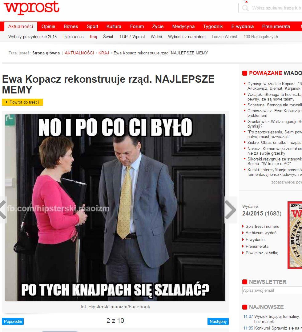 Wprost.pl 11.06.2015