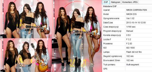 Jak powstały zdjęcia Angeliki Fajcht - Piotr Bławicki fotoblog
