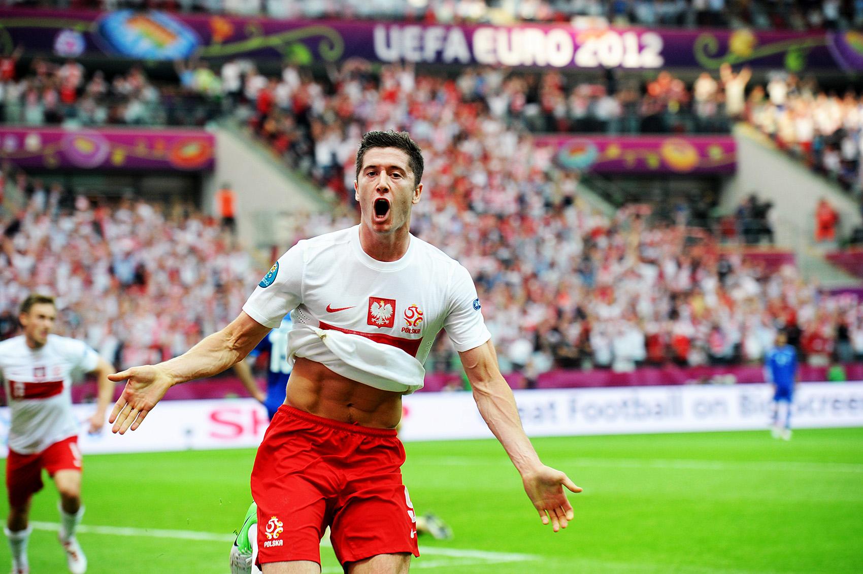 Mecz otwarcia Polska – Grecja